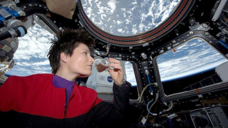 Espresso in Outer Space